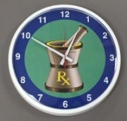 Picture for category PHARMACY CLOCK