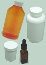Picture for category GRADUATED OVALS, OINTMENT JARS,MEGA VIALS & DROPPER BOTTLES