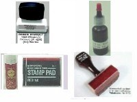 Picture for category Rubber & Pre-inked STAMPS