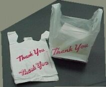 Picture for category WHITE PLASTIC 'HANDLE' BAGS & DISPENSER