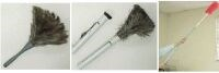Picture for category FEATHER DUSTERS & LAMBSWOOL DUSTERS