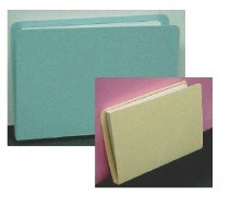 Picture of SINGLE FOLD FILE FOLDERS