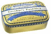 Picture of Grether's Pastilles 3 3/4 oz. tins