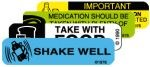 Picture of PHARMACY WARNING LABELS (ENGLISH)