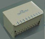 Picture of BK-10 PHARMACY WARNING LABEL DISPENSER, Picture 1
