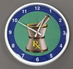 Picture of WALL CLOCK (ROUND)
