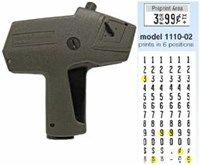 Picture of MONARCH MODEL 1110-02 PRICE MARKER, Picture 1