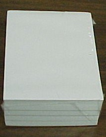"Picture of BLANK SCRATCH PADS 4 1/4"" X 5 1/4"""