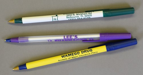 Picture of BIC ROUND STIC PEN
