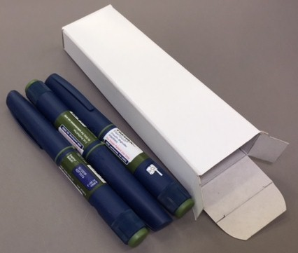 Picture of  INSULIN PEN CARTONS