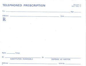 Picture for category STOCK PRESCRIPTION BLANKS (no imprint)