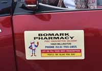 Picture of MAGNETIC CAR SIGNS  (FOR LOCKSMITH), Picture 2