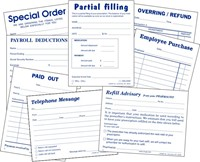 Picture of DUPLICATE (2-PART)  PROFESSIONAL BUSINESS FORMS, Picture 1
